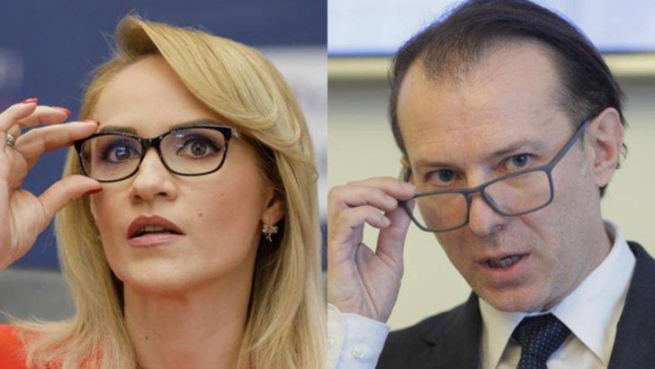 Ministrul Finanţelor continuă războiul cu Gabriela Firea
