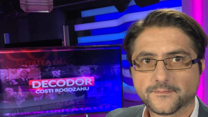 Costi Rogozanu- Turbonimicul: Iohannis, Orban. Șî eu ce?