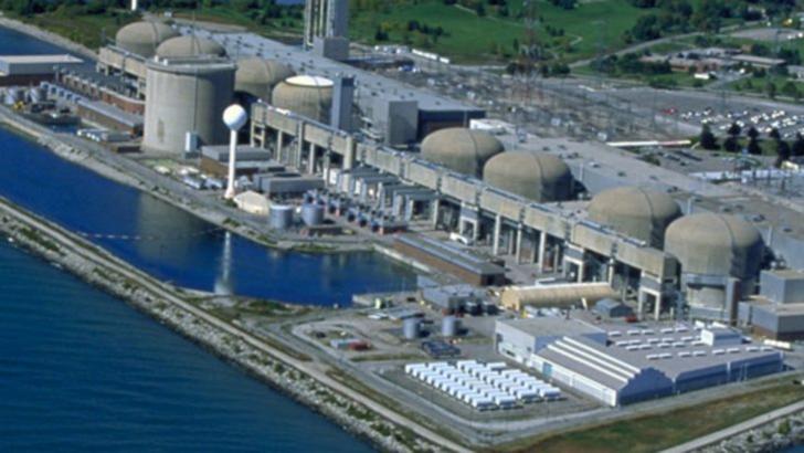 Incident la o centrala nucleara