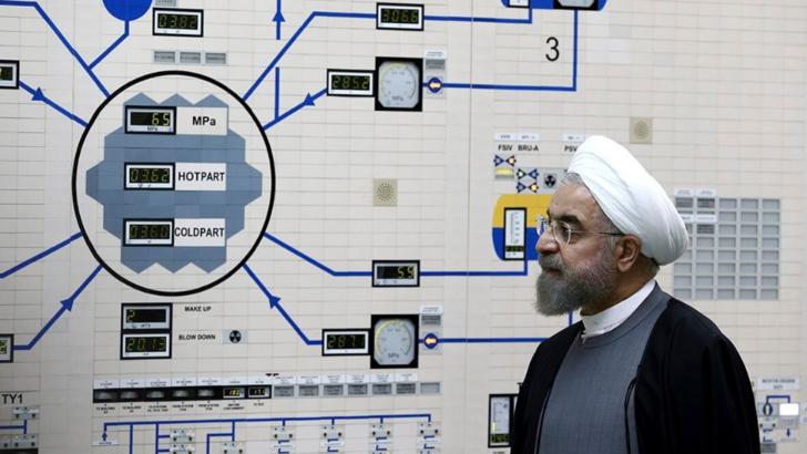 Franta, Marea Britanie si Germania ii cer Iranului sa respecte acordul nuclear din 2015