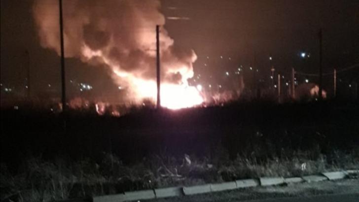 Caz dramatic. 10 copii au rămas pe drumuri după ce casa le-a fost distrusă de flăcări