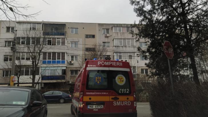 Alertă în Constanța: Un elev de 12 ani s-a aruncat de la etaj! Prima ipoteză: tentativă de suicid