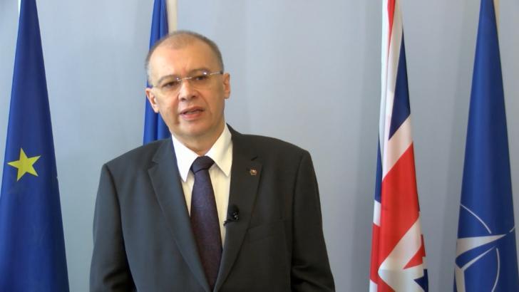 """BREXIT   Ambasadorul României la Londra: """"Se va intra în Marea Britanie cu Cartea de Identitate sau cu Pașaportul, fără condiționalități legate de viză"""""""