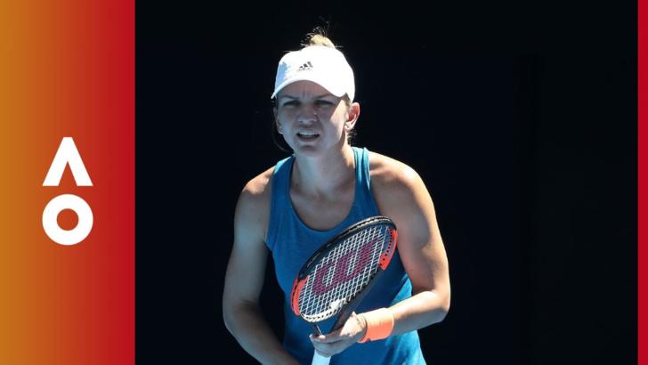 S-a decis! La ce oră va juca Simona Halep în semifinale la Australian Open