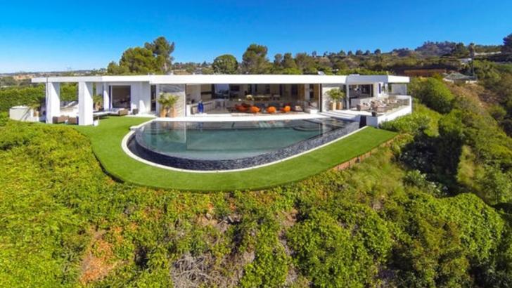 Casa de 85 de milioane de dolari a lui Beyonce. Imagini de lux