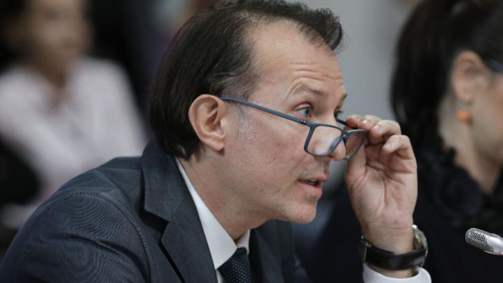 Ministrul Finanțelor - Florin Cîțu