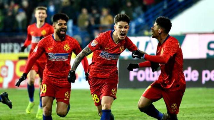 """UEFA, anunt de ultima ora! Vesti bune pentru """"perla"""" de la FCSB"""