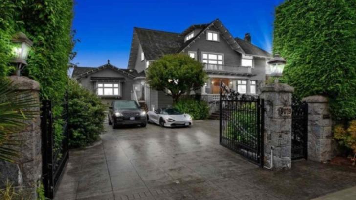"""Cum arată palatul"""" de 25 mil. $ din Canada în care vor să se mute Meghan și Harry"""