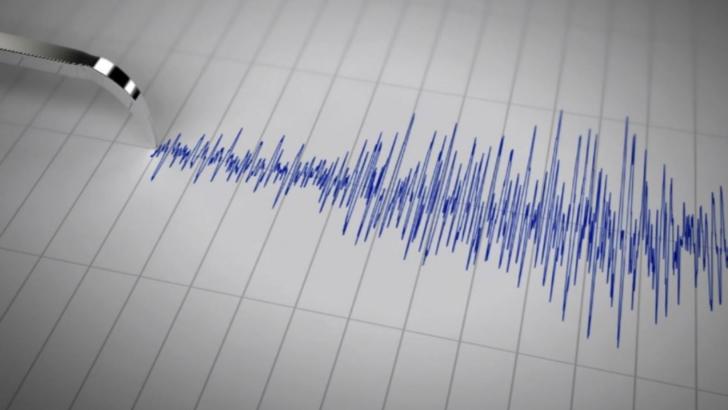 Cutremur violent: magnitudine de 6,2 grade