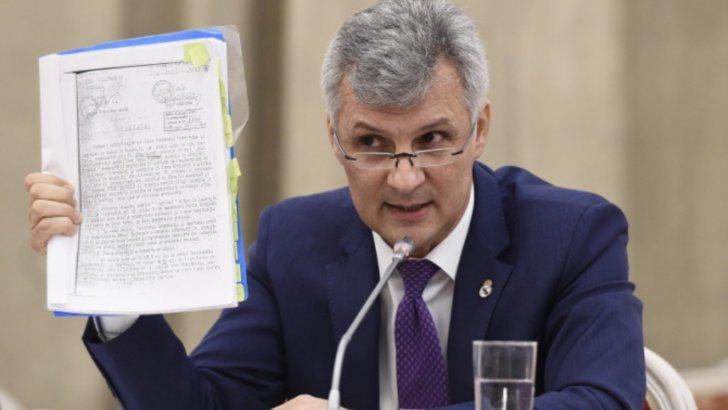 """Daniel Zamfir: """"Ministrul #praf a scăpat boii"""""""