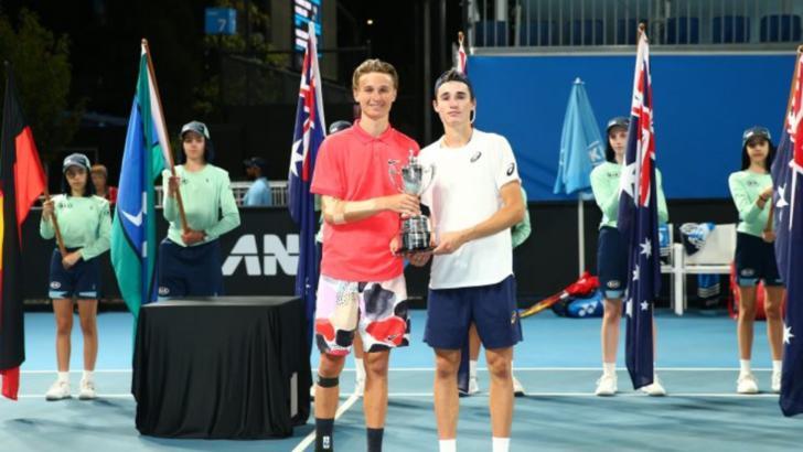 Victorie uriașă la Australian Open! Un român a pus mâna pe cel mai râvnit trofeu