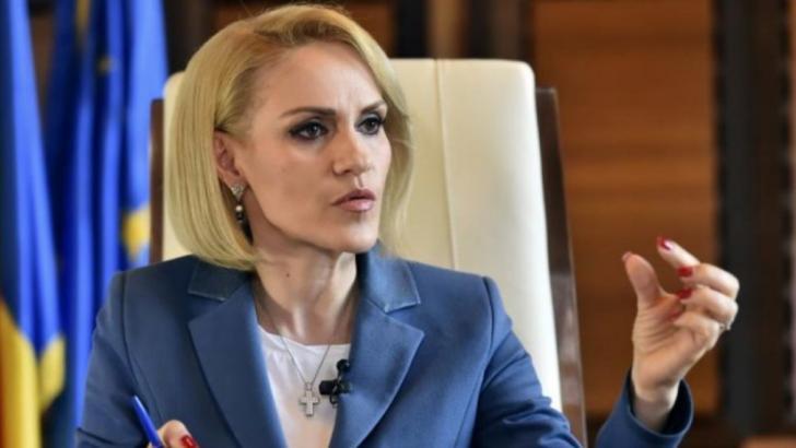 Gabriela Firea, primarul general al Bucureștiului