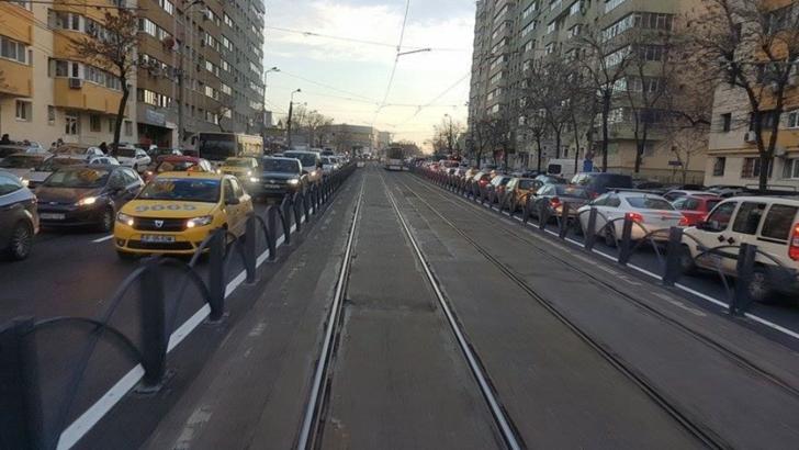 Gardurile pentru linia de tramvai, ILEGALE! Cine a făcut afirmația și cum motivează