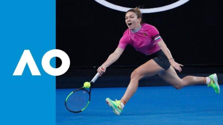 VIDEO | Simona Halep si-a aflat adversara din primul tur la Australian Open.