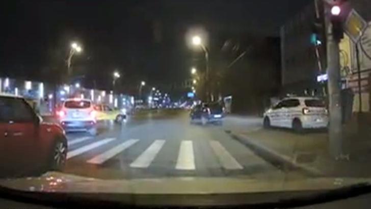 Urmărire ca-n filme, în Capitală! Hoț de mașini, băut și fără permis, prins de polițiști după o cursă nebună