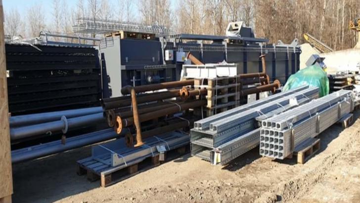 In judetul Valcea se va produce asfalt. 160 de tone pe ora