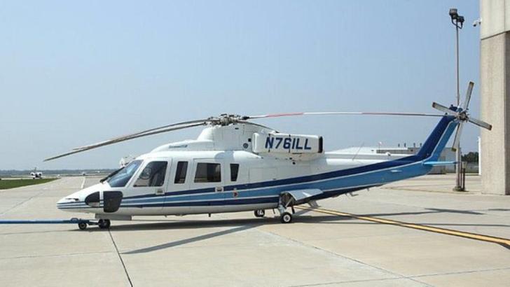 VIDEO - Au aparut imagini din interiorul elicopterului cu care s-a prabusit Koby Bryant