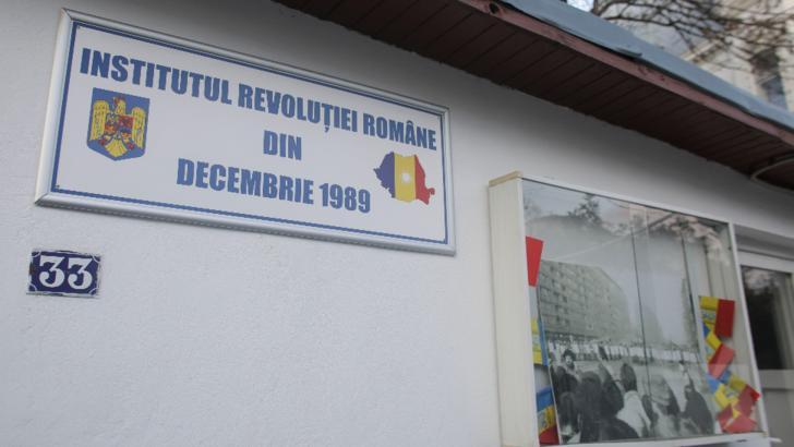 Ce se întâmplă patrimoniul și arhiva Institutului Revoluției Române?