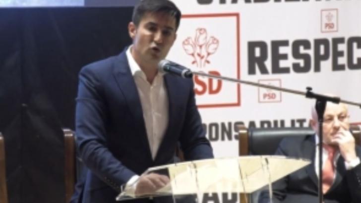 """Claudiu Manda (PSD) nu vrea -prosti"""" in functii publice"""