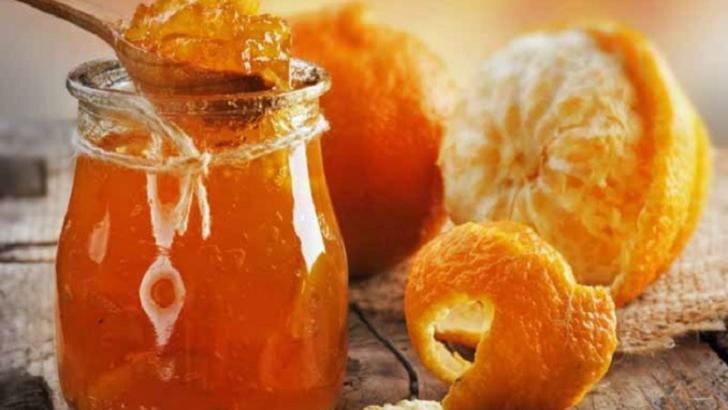 Portocalele nu sunt doar niște fructe de sezon, din ele se face o super marmeladă
