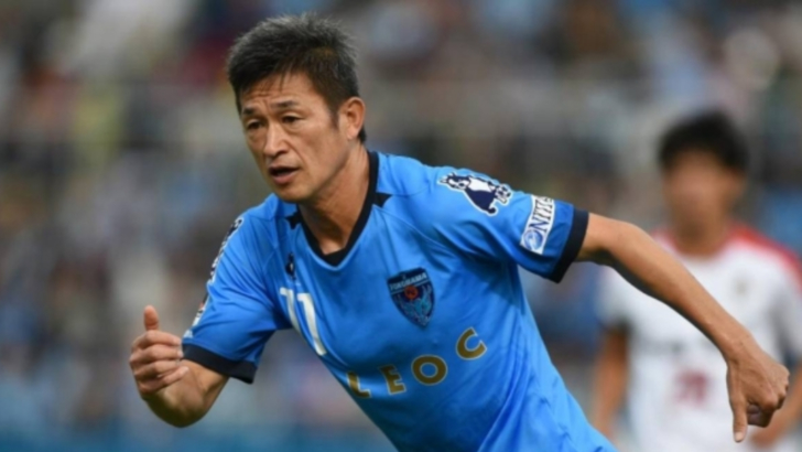 Fotbalistul de 53 de ani a semnat un nou contract! Este jucator de baza in prima liga din Japonia