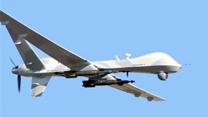 Dronă militară MQ-9 Reaper, SUA, în România