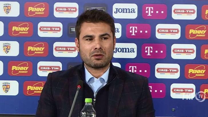 Adrian Mutu, noul selectioner al Romaniei U21! Un fost rapidist vine alaturi de el