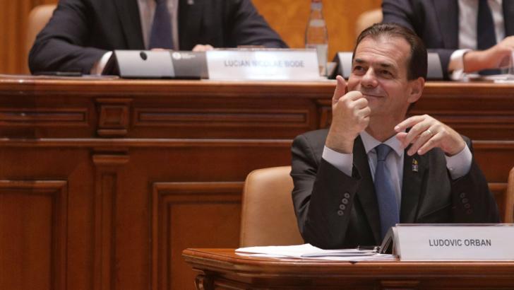 Pe cine vede Orban drept noul președinte al Senatului?