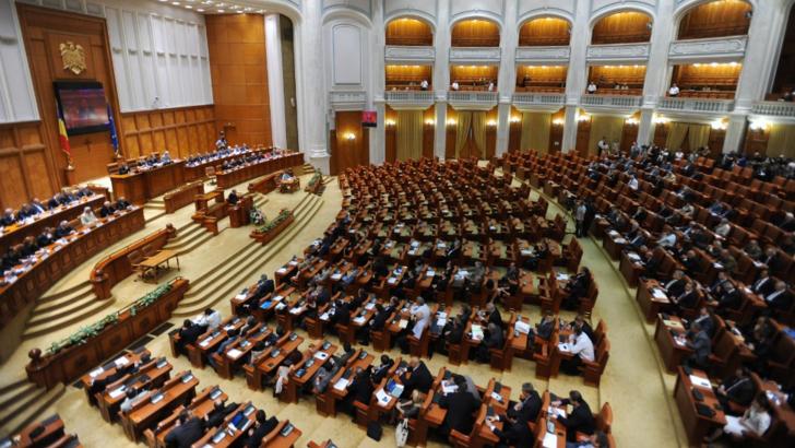 Viață de parlamentar: 261 de lei pentru 6 minute de muncă!