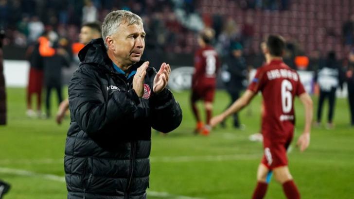 """VIDEO   Dan Petrescu anunta mutarea iernii la CFR Cluj: -E cea mai importanta achizitie"""""""