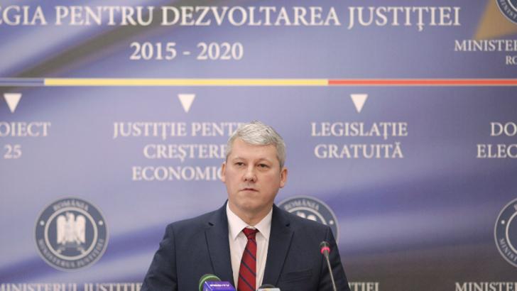 Ministrul Justiției - Cătălin Predoiu a anunțat cine sunt noii şefi ai DNA, DIICOT şi PG