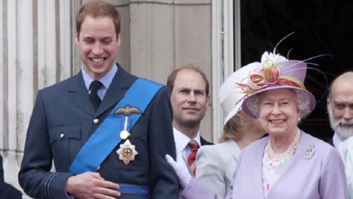 Prinţul William primeşte o recompensă de la regină după Megxit