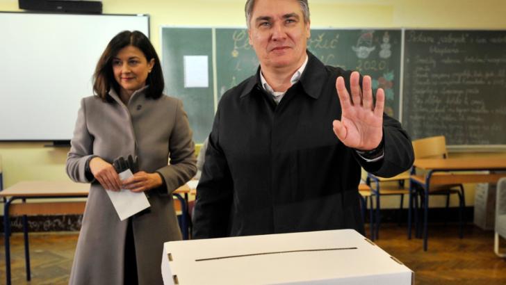 Alegerile din Croatia, castigate de un social democrat