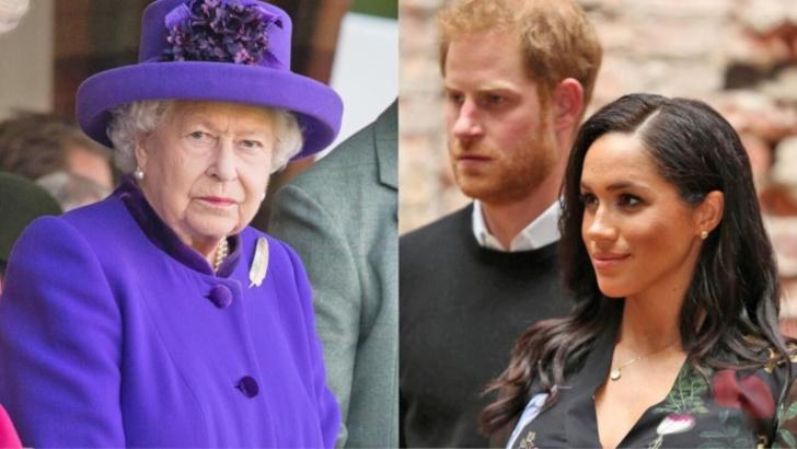 Palatul Buckingham: Harry și Meghan renunță la titlurile lor regale și nu vor mai primi venituri din fonduri publice