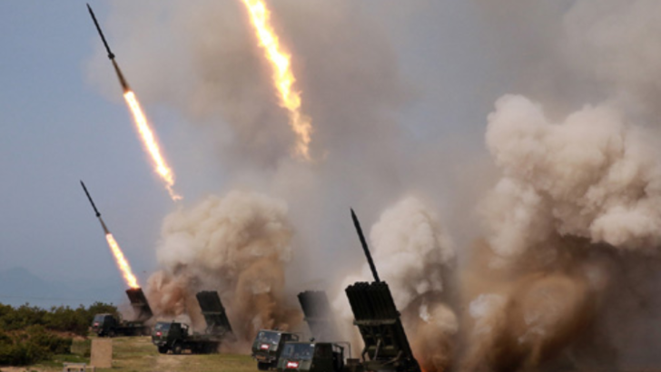 Un nou tir de rachete, lansate din Fasia Gaza spre Israel