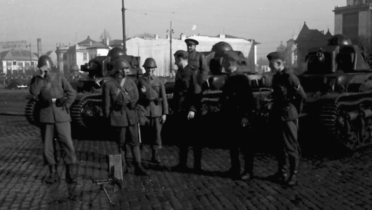 79 de ani de la Rebeliunea legionară de la Arad. Ce s-a întâmplat în municipiu