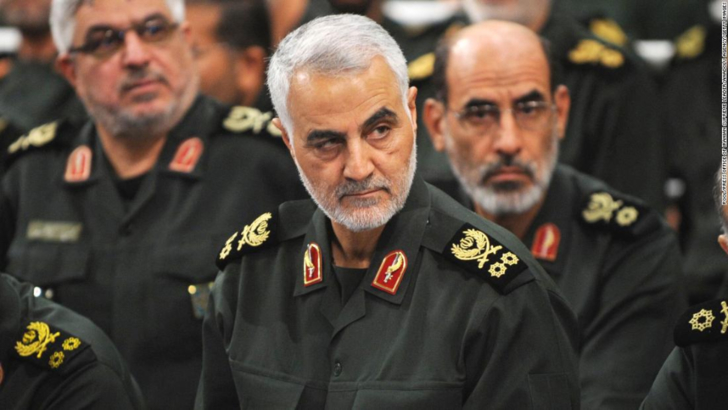 IPOTEZA. Cine i-ar fi ajutat pe americani sa-l ucida pe Soleimani?