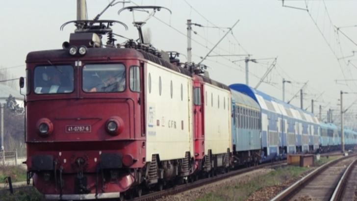 Trenuri blocate, ore bune, în Gara Craiova