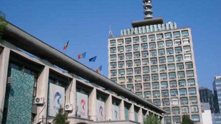 Clădirea Televiziunii Române