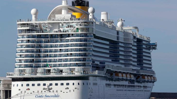 Coronavirusul a ajuns in Italia! 6.000 de oameni, blocati pe o nava de croaziera