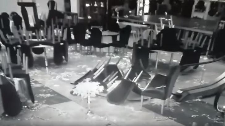 Petrecere dezastru de Revelion la Biblioteca Națională