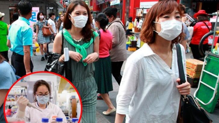 Virus China, avertisment OMS