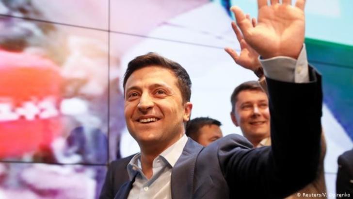 """Reacțiile Ucrainei la declarațiile lui Zelinski: """"A fost tradus greșit"""""""