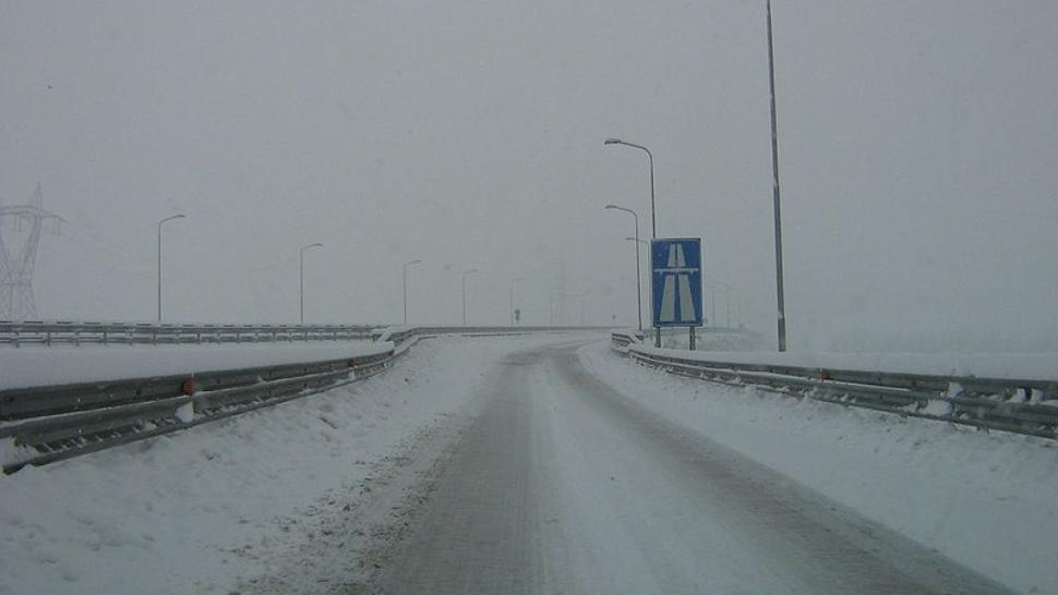 Autostrada Si Drumuri Inchise Situatia La Aceasta Ora Cod Rosu