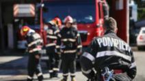 Explozie puternică în Constanța: femeie cu arsuri grave, la spital