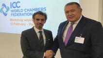 Președintele CCIR, Mihai Daraban, la sesiunile de lucru ale Consiliului General al Federației Mondiale a Camerelor de Comerț (P)