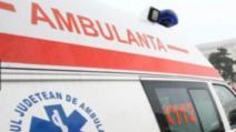 Accident grav, în jud. Bistrița-Năsăud: doi morți și un rănit, după impactul violent cu un microbuz