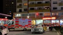 Atac armat in Hanau, Germania Foto: avrupagazete.co.uk