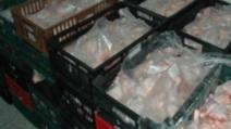 Alertă alimentară! Carne de pasăre din zone cu gripă aviară, în magazinele din țară