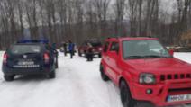 Interventie accident Cluj
